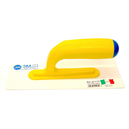 3M Italian Plastic Venetian Plaster Finishing Trowel 240mm x 100mm