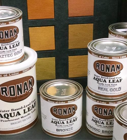 Ronan Aqua Leaf