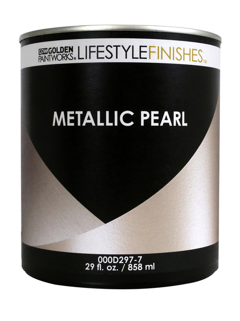 Metallic Pearl gallon
