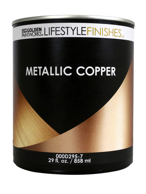 Metallic Copper gallon