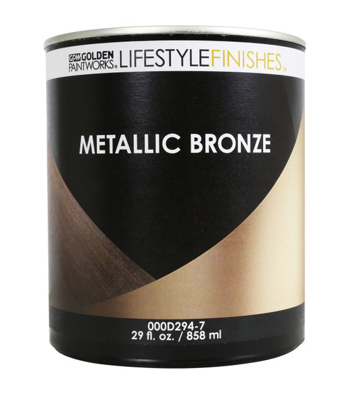 Metallic Bronze gallon
