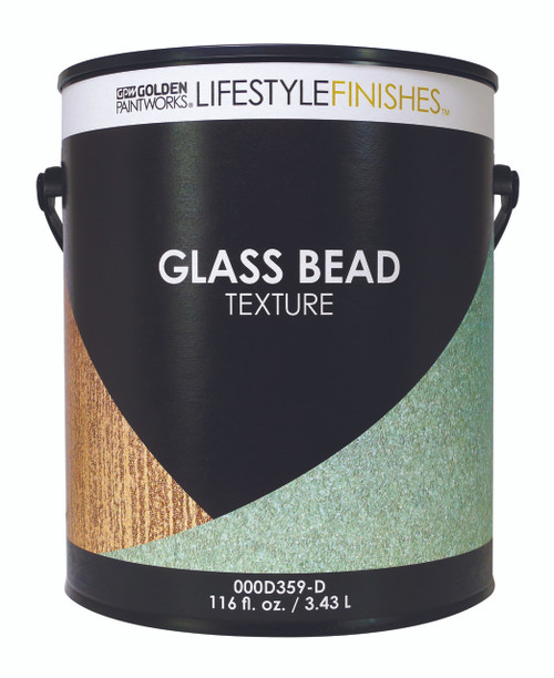 Glass Bead Texture gallon