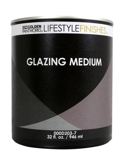 Golden Lifestyle Finishes Glazing Medium