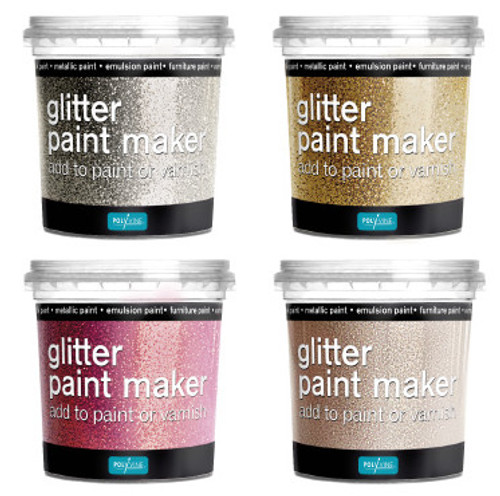 Polyvine Glitter Paint Maker