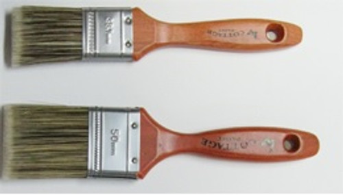 Cottage Paint Flat Paint Brush
