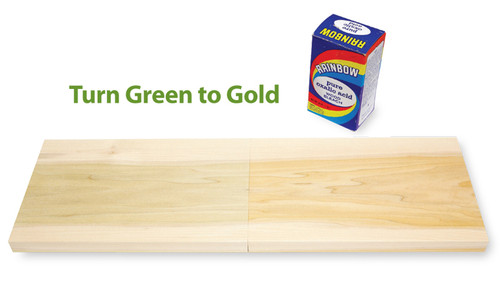 Rainbow Oxalic Acid for Bleaching Wood