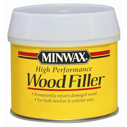 Minwax High Performance Wood Filler 6 Ounce