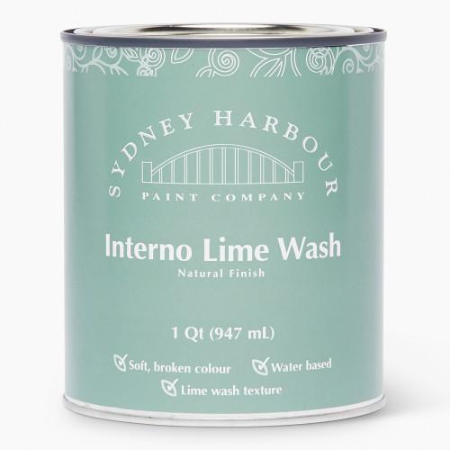 Sydney Harbour Interno Lime Wash