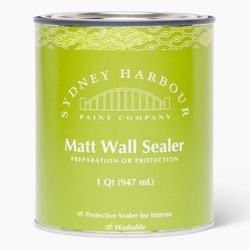 Sydney Harbour Matt Wall Sealer