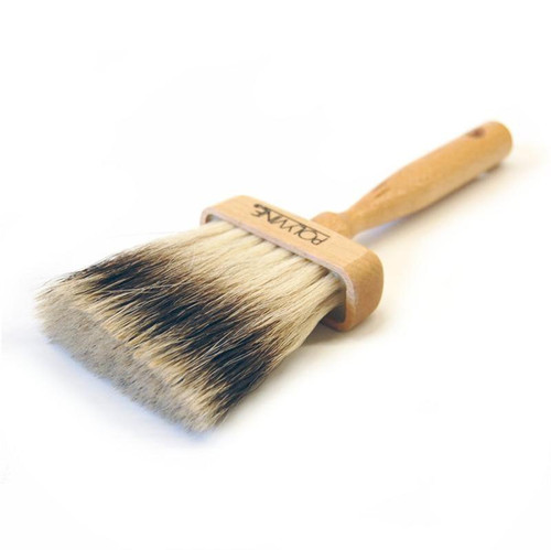 Polyvine Pure Badger Softener Brush 3-Inch