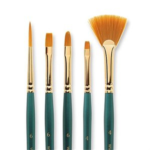 Winsor & Newton Regency Gold Decorative Painting Brushes