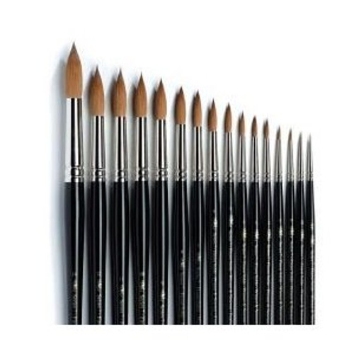 Series 7 Kolinsky Red Sable Brushes by Winsor-Newton