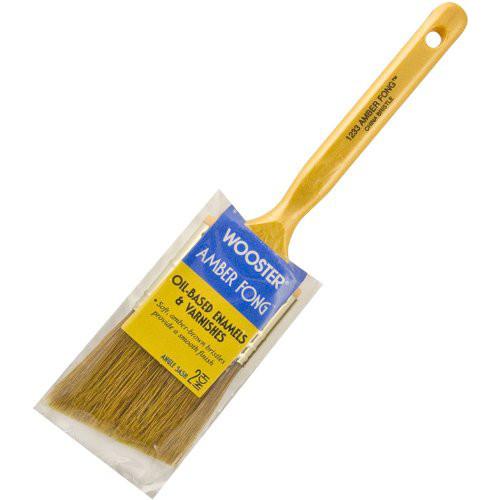 Amber Fong Angle Sash Paintbrush