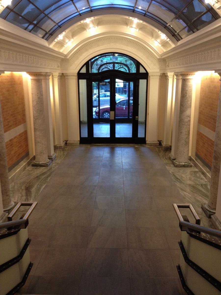 UWS Lobby