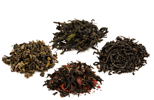 Organic Oolong Tea Sampler