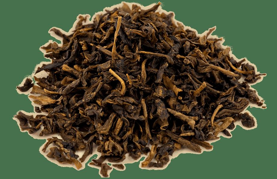 Organic Earl Grey Green Tea