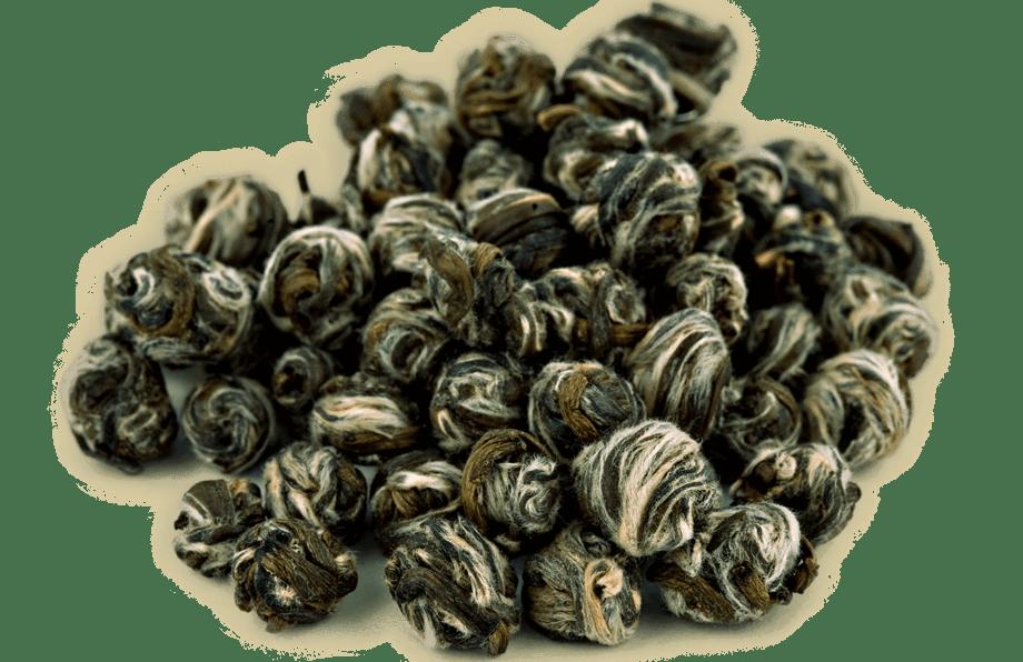 Organic Jasmine Pearl Green Tea
