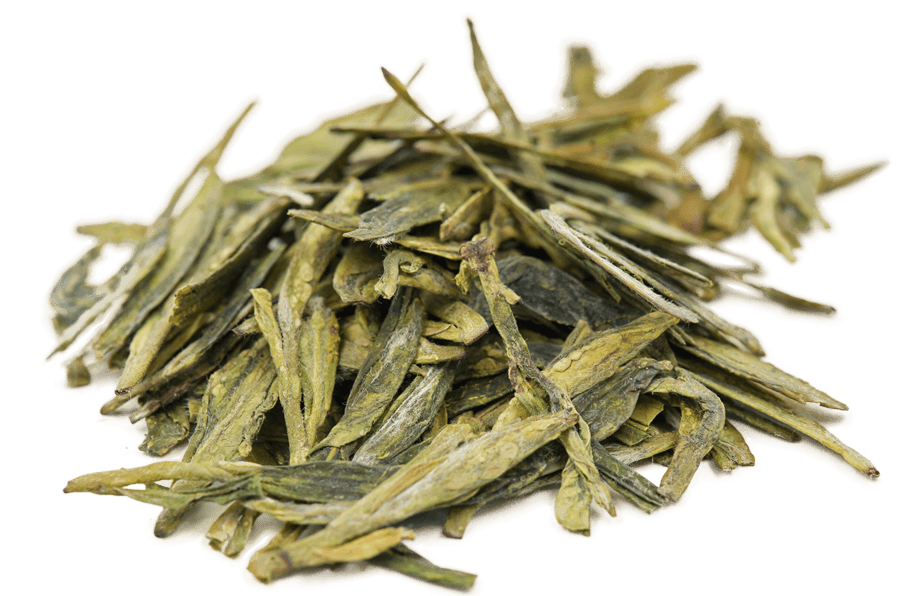 Organic Dragonwell Lung Ching SPECIAL Grade Green Tea
