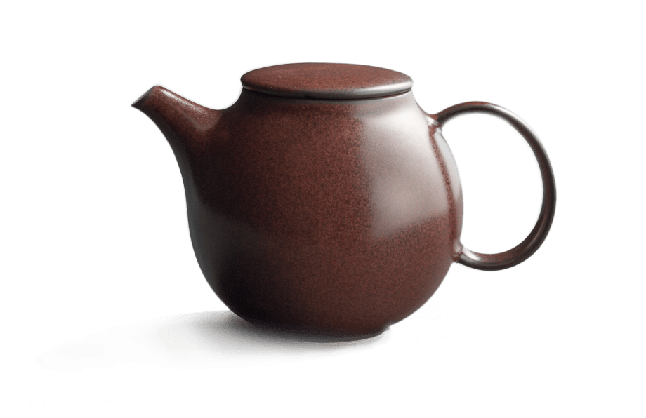 Pebble Teapot