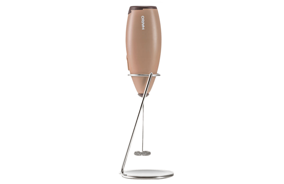 Hand-Held Milk Frother
