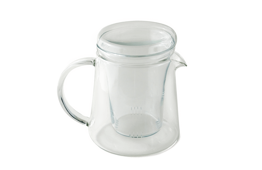 Elio Glass Teapot