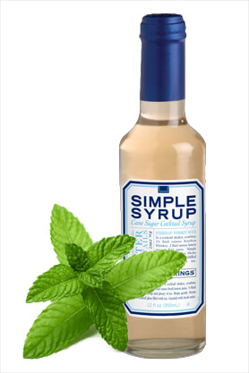 Minty Simple Syrup Recipe
