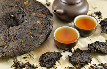 Image result for Pu Erh tea