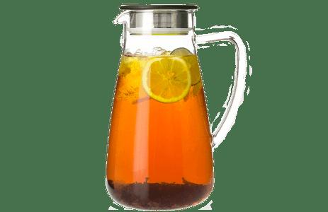 Room Temperature Iced Tea Brewing