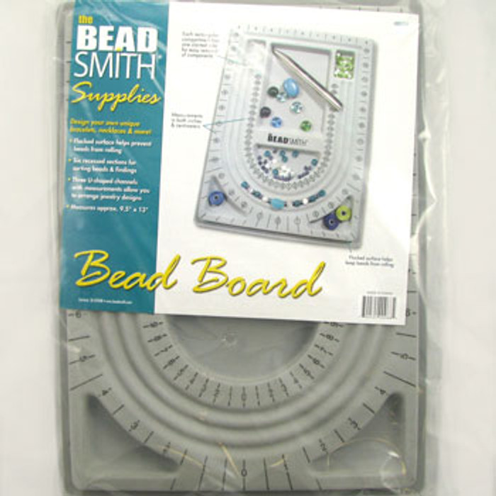 TO0006 - 9.5x13 in. Multi-Strand Bead Board, Bead Smith (each)