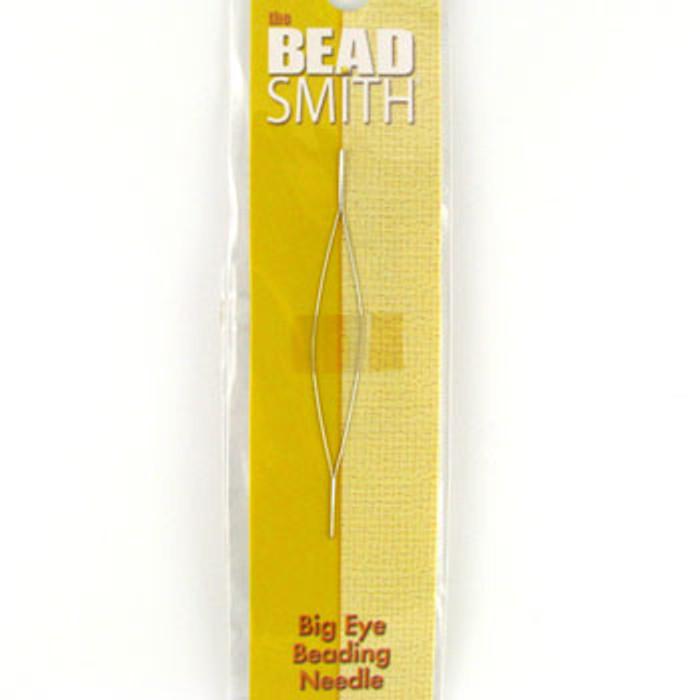 TO0011 - 5 in. Big Eye Beading Needles, Beadsmith (each)