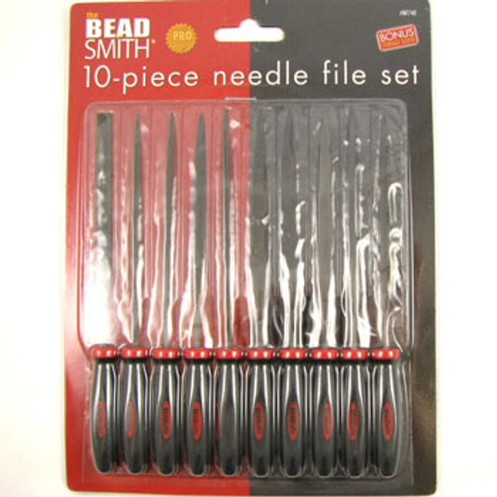 TO0071 - 10-Piece Needle File Set (each)