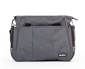 Nappy Bag - Grey