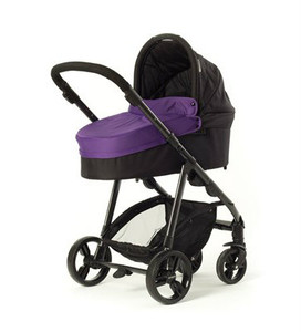 Fresh Carrycot - Purple