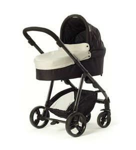Fresh Carrycot - Grey