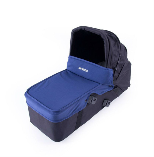 Easy Twin Carrycot Midnight Blue