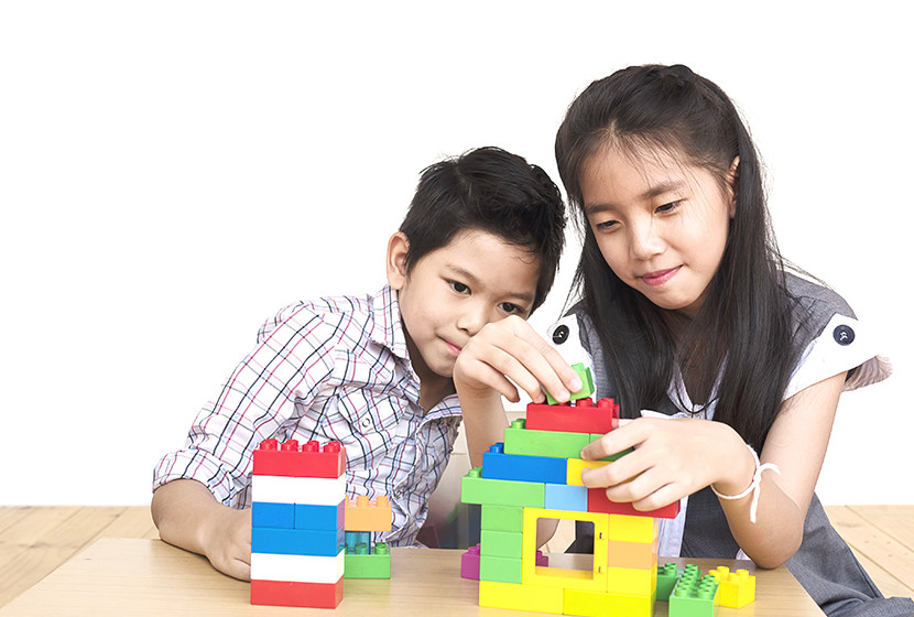 Giving Your Children The Building Blocks Of Success