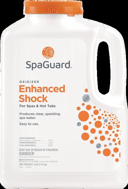 SpaGuard Enhanced Shock 6 lbs  - LOWEST PRICE