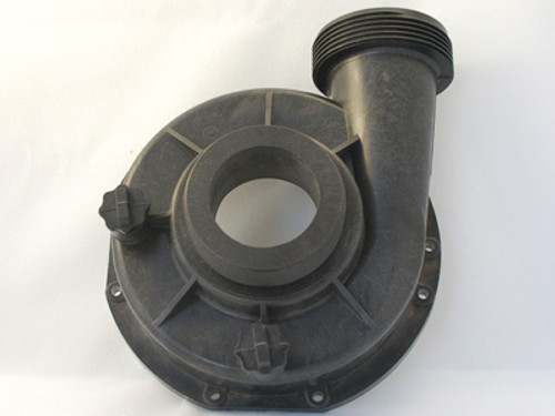 6500-288 Sundance Spas Theramax Front Pump Housing, Theraflo 2.0/2.5 HP