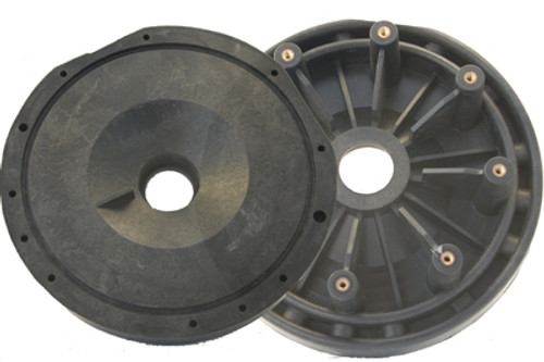 6500-311, Sundance Spas Theramax Rear Pump Housing