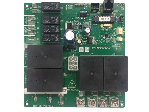 6600-726 Circuit Board Sundance Spas/Jacuzzi/Sweetwater Circuit Board