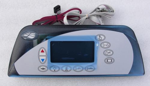 6600-860 Sundance Spa Side Control, 850 Series, 2 Pump