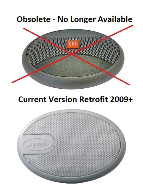 """2570-215 Jacuzzi Hot Tubs JBL Speaker Cover Grill Oval 5"""""""