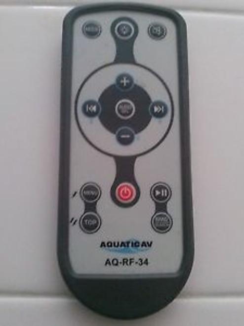 6560-353 Wireless RF-3 Aquatic Remote