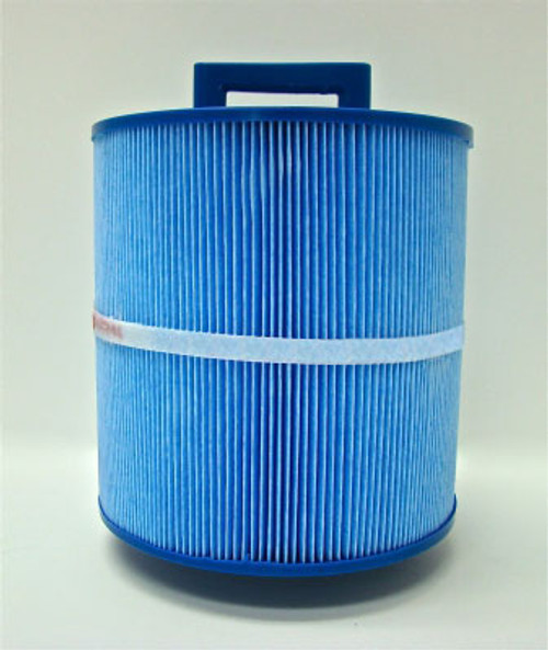 "Spa Filter Baleen: AK-0418M, OEM: X268060, Pleatco: PMA40-F2M-M, Filbur: FC-0418M, Diameter: 7"", Length: 7-1/4"""