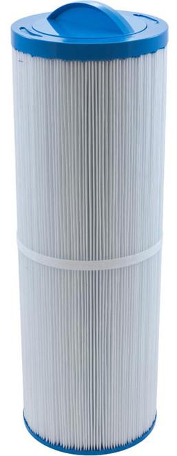 """Spa Filter Baleen: AK-90197, OEM: Jacuzzi 20086-001, 20086-001, Pleatco: PJW50Tl-OT-F2S, Unicel: 6CH-959, Filbur: FC-2716, Diameter: 6"""", Length: 17-1/2"""""""