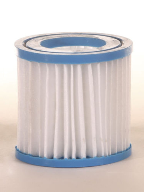 "Spa Filter Baleen: AK-20031, OEM: N/A, Pleatco: N/A , Unicel: C-3303 , Filbur: N/A, Diameter: 3-1/8"", Length: 3-11/16"""