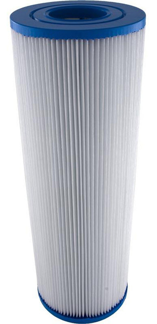 "Spa Filter Baleen: AK-30061, OEM: N/A, Pleatco: POX25-IN , Unicel: C-4308 , Filbur: FC-6305, Diameter: 4-15/16"", Length: 14-9/16"""