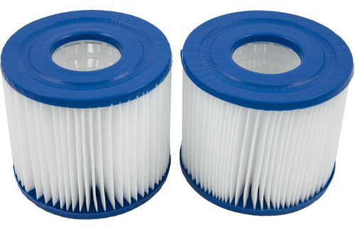 "Spa Filter Baleen: AK-30053, OEM: WM-3779, Pleatco: PBW4PAIR , Unicel: C-4313 , Filbur: FC-3750, Diameter: 4-1/4"", Length: 3-3/4"""