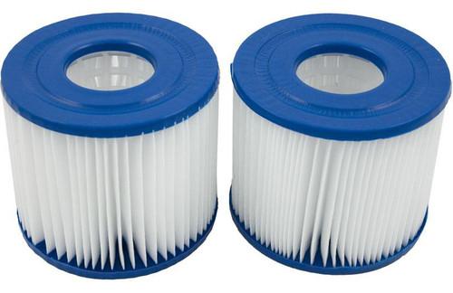 Spa Filter Baleen: AK-30053, OEM: WM-3779, Pleatco: PBW4PAIR, Unicel: C-4313, Filbur: FC-3750