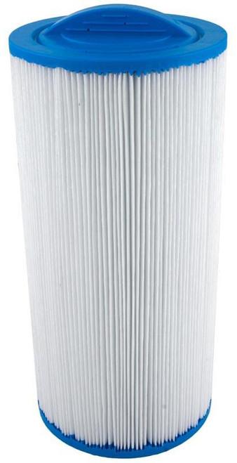 "Spa Filter Baleen: AK-3024, OEM: N/A, Pleatco: PAQ25N , Unicel: C-4402 , Filbur: FC-3071, Diameter: 4-5/8"", Length: 9-3/4"""